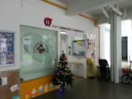 The PAP branch office at Punggol East SMC, the constituency formerly held by ex-speaker of parliament and MP Michael Palmer. (Yahoo! photo)