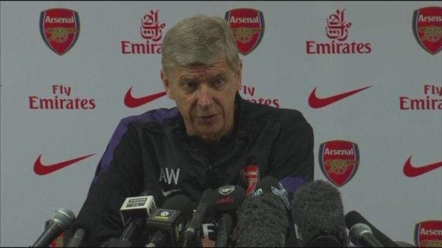 Wenger: City clash important for title belief