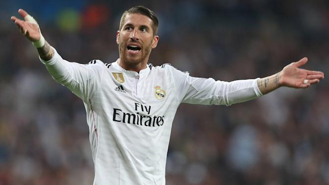 Football - Sergio Ramos 'demands to leave Real Madrid, Manchester United make bid'