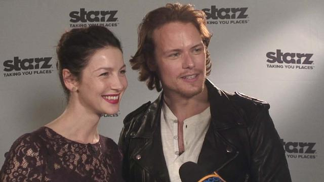 'Outlander': Caitriona Balfe And Sam Heughan Share Their Favorite Scenes So Far
