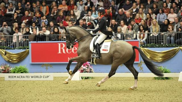 Equestrian - Riders looking to impress in Austria