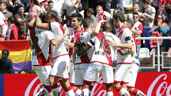 Video: Rayo Vallecano vs Almeria