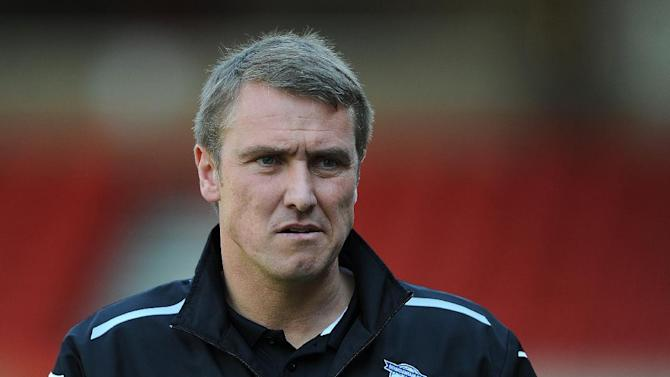 Birmingham City manager Lee Clark accused his players of giving the initiative to their opponents