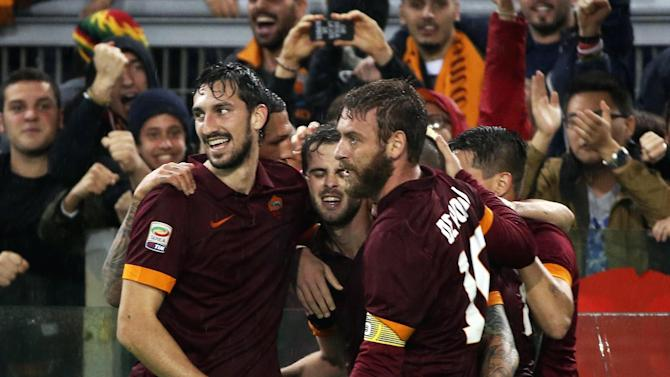 Serie A - Roma and Inter say FFP sanctions against them are imminent
