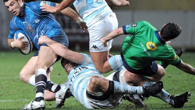 Top 14 - Ref's freak horror injury mars Racing win