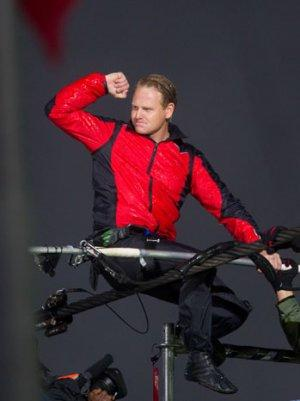 Nik Wallenda Wants to Bring High-Wire Act to Manhattan