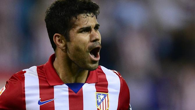 Champions League - Costa and Benzema start as Turan and Pepe miss out