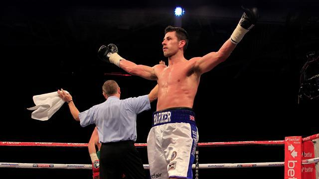 Boxing - Barker to battle Rotolo at Wembley Arena