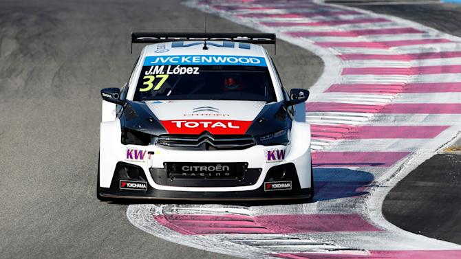 WTCC - Jose Maria Lopez extends lead in WTCC standings with controversial win