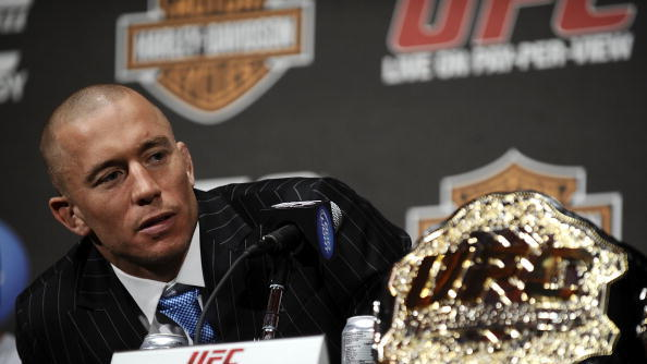 UFC: Georges St-Pierre believes old GSP would lose to current GSP