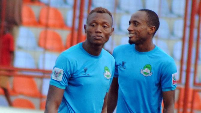 Nasarawa United 's Bashir rules out Enyimba return