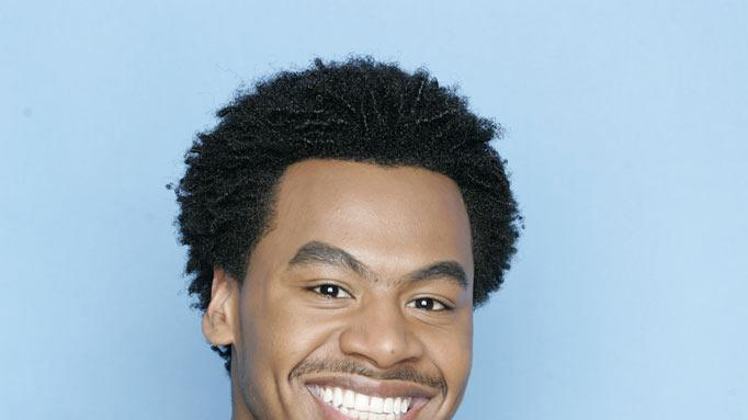 "Gedeon McKinney from Memphis, TN, is one of the contestants on Season 5 of ""American Idol."""