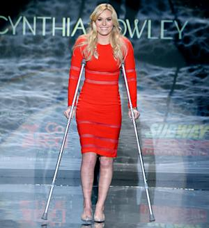 "Lindsey Vonn Calls Met Gala 2013 Celebrities ""Skinny-Fat"", Talks Weight Insecurities"