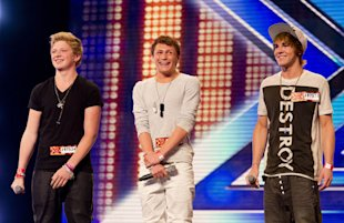 Move Over One Direction! Do These New X Factor Boybands Have What It Takes?
