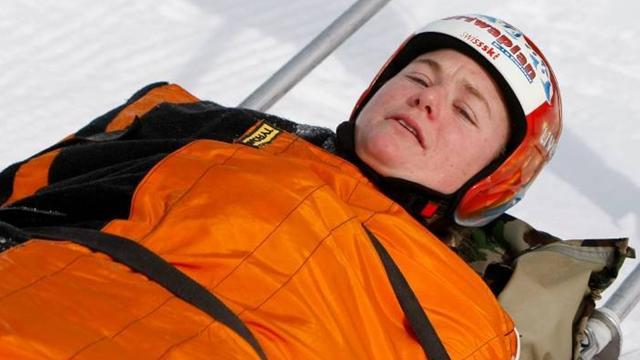 Alpine Skiing - Back surgery for Schild