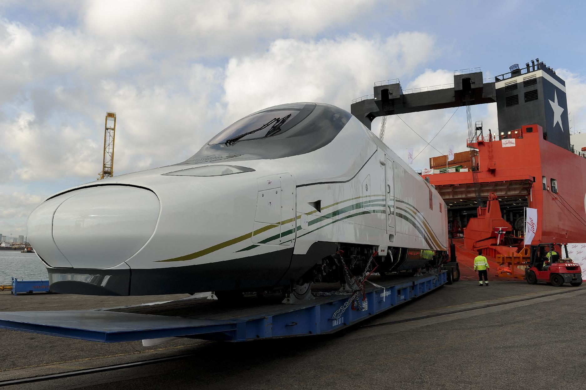 Saudi issues 'final warning' on high-speed rail project