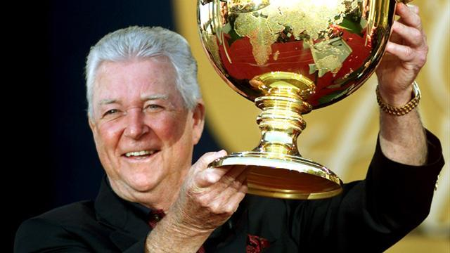 Golf - Hall of Famer Venturi dies aged 82