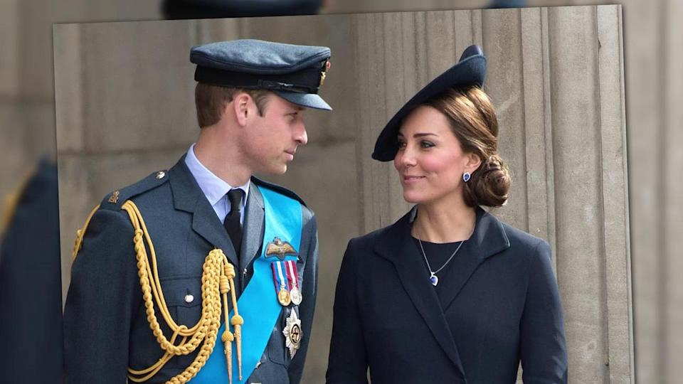 Kate Middleton Announces Her Due Date