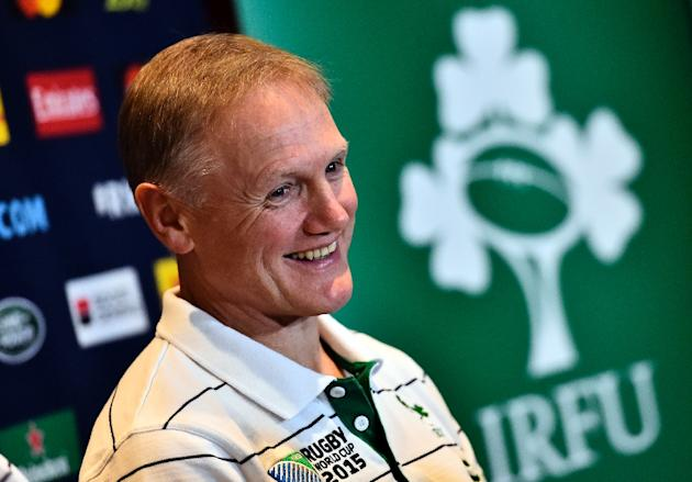 Ireland's Joe Schmidt (pictured) and Wales' Warren Gatland are two coaches linked with the 2017 Lions role adding an extra element to Sunday's Six Nations clash