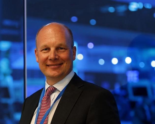 Timo Ihamuotila, Nokia's Executive Vice President and Group Chief Financial Officer