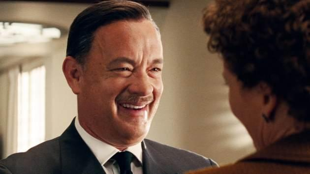 Tom Hanks as Walt Disney in 'Saving Mr. Banks' -- Disney