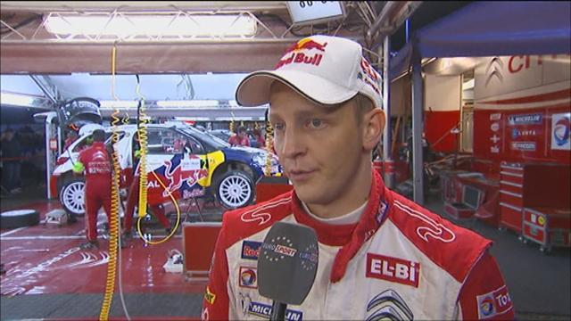 Hirvonen: Schumacher is legendary