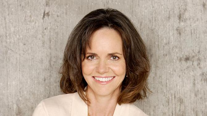 Sally Field stars as Nora on Brothers & Sisters.