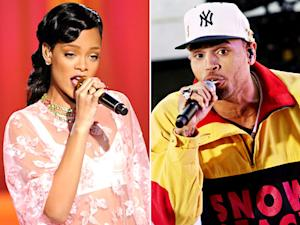Rihanna Denies Chris Brown Relationship in Live Facebook Chat