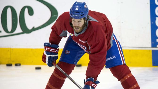 Prust back, but Weise out for Canadiens in Game 6