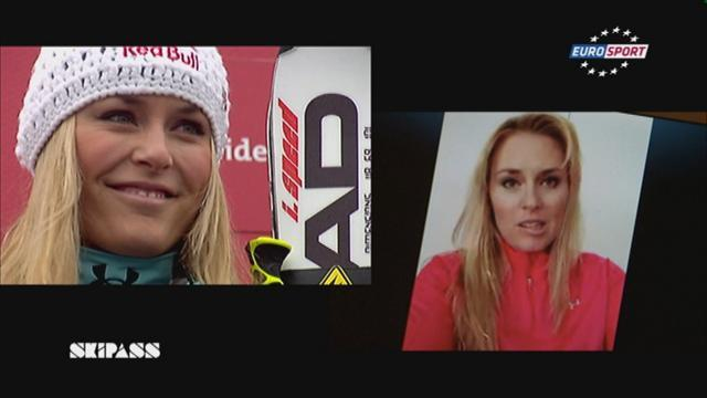 Alpine Skiing - She's not just Tiger's new misses you know!