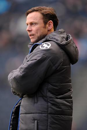 Paul Dickov was fuming over Doncaster's winning goal