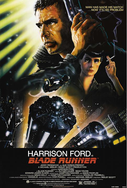 Summer of 1982 Blade Runner