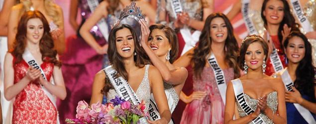 New Miss Universe crowned in Florida