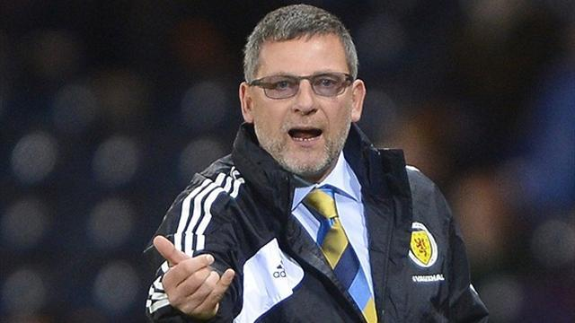 World Cup - Levein issues writ against SFA