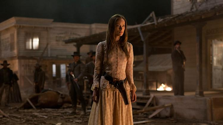 Cowboys and Aliens 2011 Universal Pictures Olivia Wilde