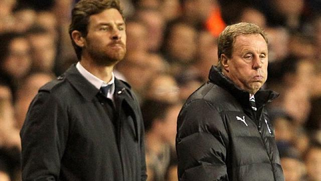 Premier League - Sacked Villas-Boas needed more time, says Redknapp