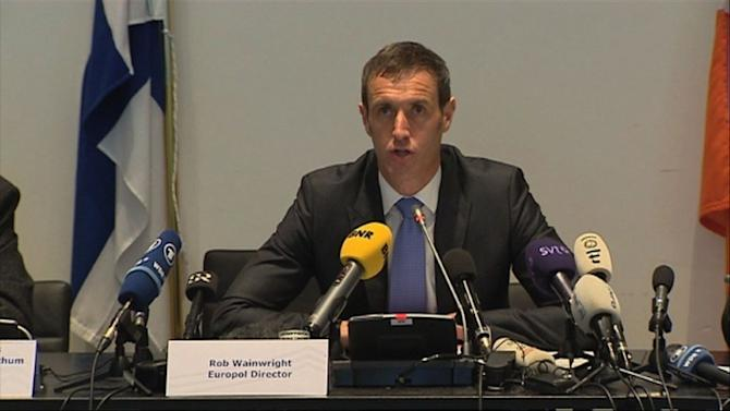 Europol smashes vast match-fixing ring
