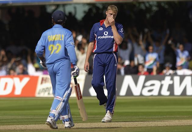 Dejected Flintoff