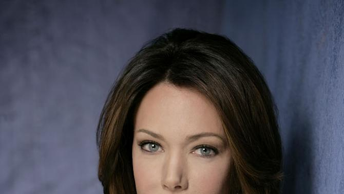 """Hunter Tylo stars as Taylor Hayes Forrester Marone on """"The Bold and the Beautiful."""""""