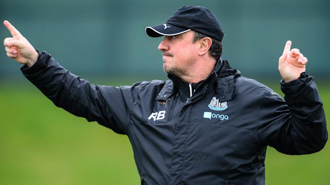 Newcastle United manager Rafael Benitez insists experience is key ahead of crucial game with league leaders Brighton