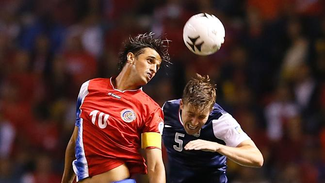 United States v Costa Rica - FIFA 2014 World Cup Qualifier