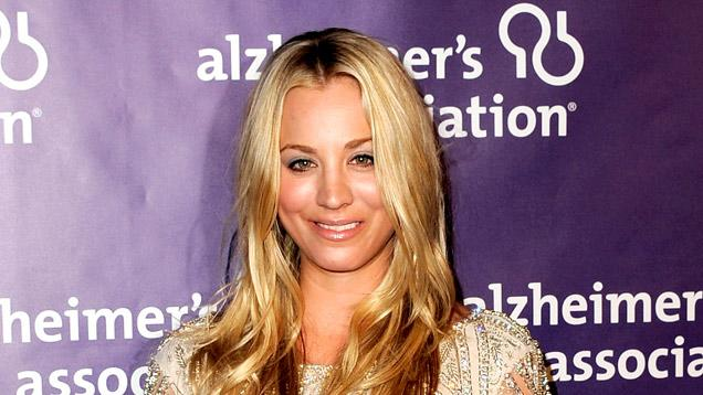 Kaley Cuoco th Annual Night At Sardis Benefit