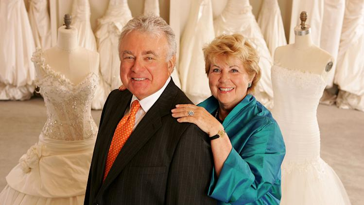 "Co-Owners Ronnie Rothstein and Mara Urshel of ""Say Yes to the Dress."""