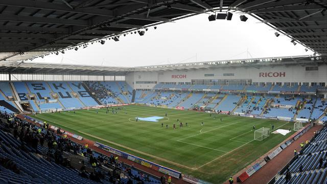 Football - Coventry rent deal talks collapse