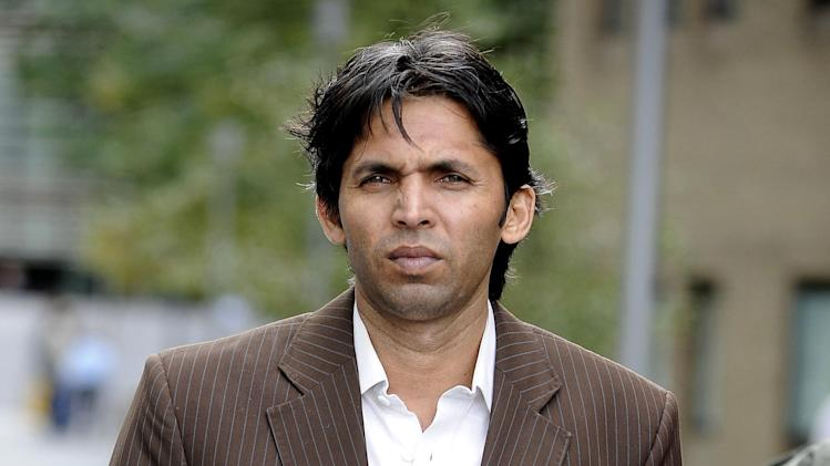 Cricket - Mohammad Asif File Photo