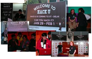 Delhi University Hack Day