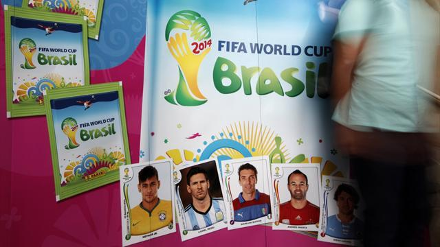 World Cup - The Brazilian Job: Messi, Ronaldo and Neymar stolen in Panini sticker heist