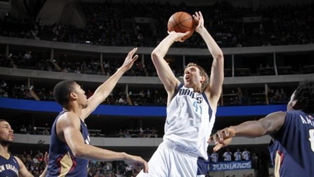 Basketball - Evergreen forward Nowitzki continues to thrive at top level