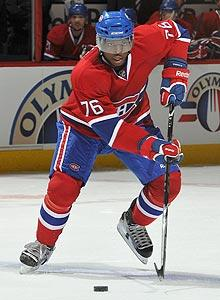 Subban finding balance between flash, focus