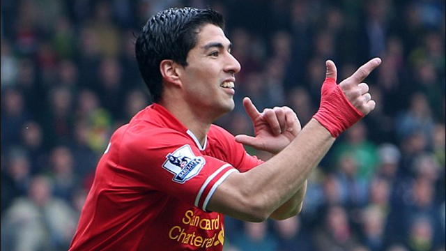 Premier League - Suarez named Footballer of the Year